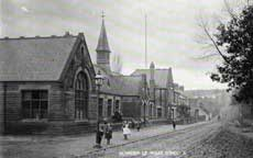 Early image of Howden Le Wear Primary School